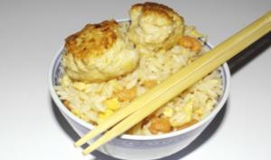 Boulettes de poulet japonaises Tsukune