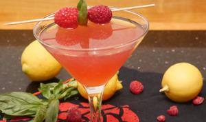 Cocktail saint-valentin