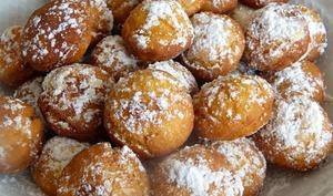 Beignets de patates douces