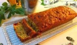 Cake du Soleil : Thon, Chorizo et Petits Légumes