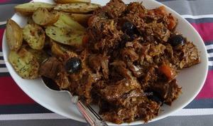Daube de bœuf aux olives