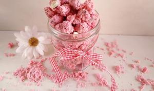 Les pralines roses maison