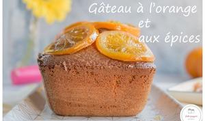 Gâteau à l'orange moelleux