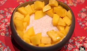Perles du Japon coco mangue