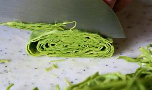 Ciseler les aromatiques et légumes feuilles