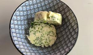 Beurre d'ail des ours
