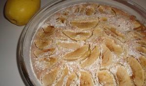 Gâteau aux pommes à la russe