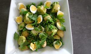 Salade de pommes de terre nouvelles de Yotam Ottolenghi