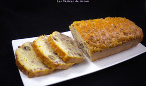 L'incontournable cake aux olives