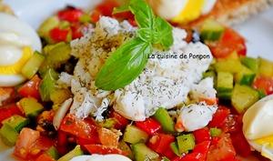 Salade nissarde