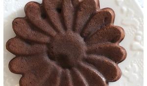 Fondant allégé au chocolat