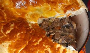 Guiness pie