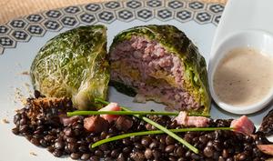 Saucisse de Morteau en Chartreuse