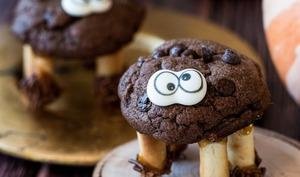 Cookies petits monstres