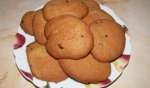 Cookies maison au chocolat