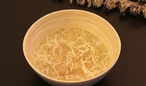 Gratinée ou soupe à l'oignon
