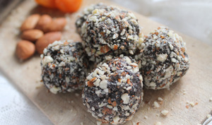 Energy balls des gourmands