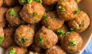 Boulettes de viande au chorizo