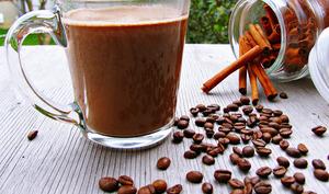 Café moka épicé