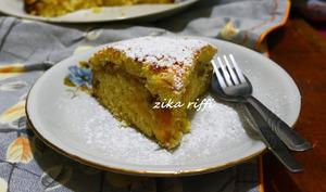 Gâteau grand-mère pommes râpées