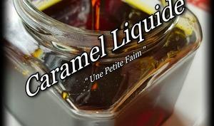Caramel liquide
