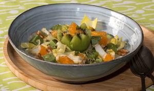 Salade d'endives vitaminées