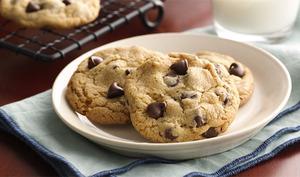 Cookies sans matière grasse