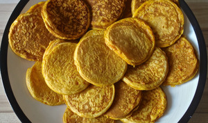 Pancakes à la butternut