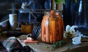 Comment realiser les pickles maison