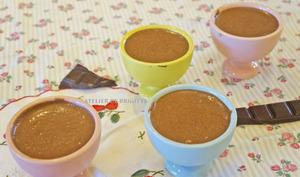 Mousse au chocolat d'après Paul Bocuse