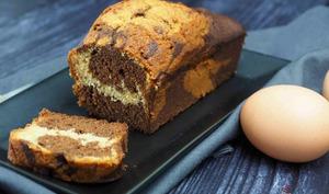Cake Marbré de Voyage