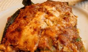 Lasagne aux orties