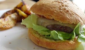 Burger boeuf cantal