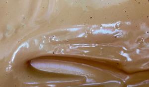 Chicorée-café fouettée Dalgona, ambiance latte glacé