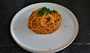 Sauce tomate crème