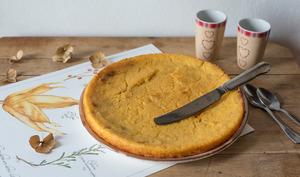 Gâteau polenta et citron