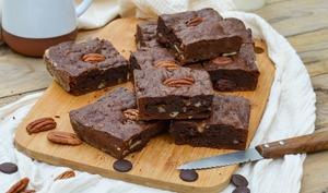 Brownie aux noix de Pecan