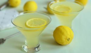 Cocktail Lemon Drop