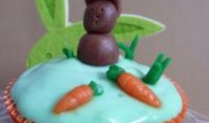 Cupcakes de Pâques au Chocolat