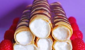 Pâte à crêpes facile et rapide au blender