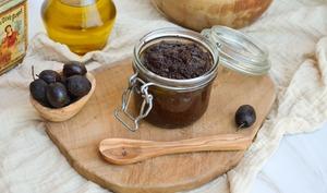 Affinade aux olives noires de Nyons