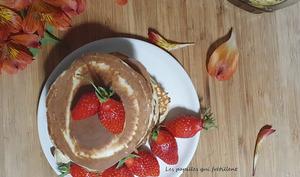 Les pancakes fluffy