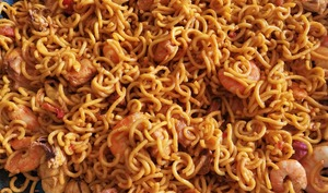 Fideua ou Paella aux pâtes