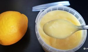 Lemon curd ig bas