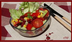Salade Salsa Weight Watchers