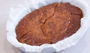 Brownie au Chocolat et Noix de Pécan Caramélisées