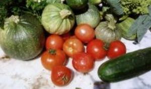 Duo de Fruits et Légumes