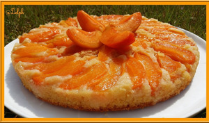 Moelleux abricots et fleur d'oranger