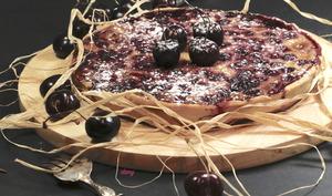 Tarte alsacienne aux cerises