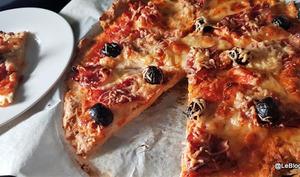 Pizza keto
